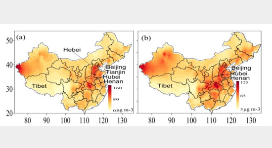 Is Morning or Evening Better for Outdoor Exercise? An Evaluation Based on Nationwide PM2.5 Data in China