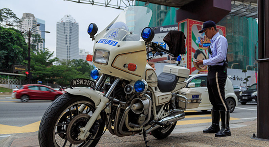 Malaysian Traffic Police in Highly Populated Areas: Is it Safe Working Outdoors on a Daily Basis?