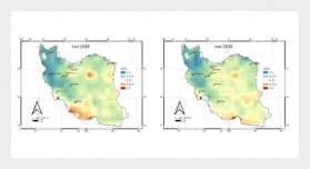 Impact of COVID-19 Event on the Air Quality in Iran
