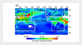 Long-term Variability of Aerosol Optical Properties at Mauna Loa
